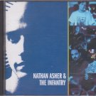 Nathan Asher & The Infantry  [Cd]