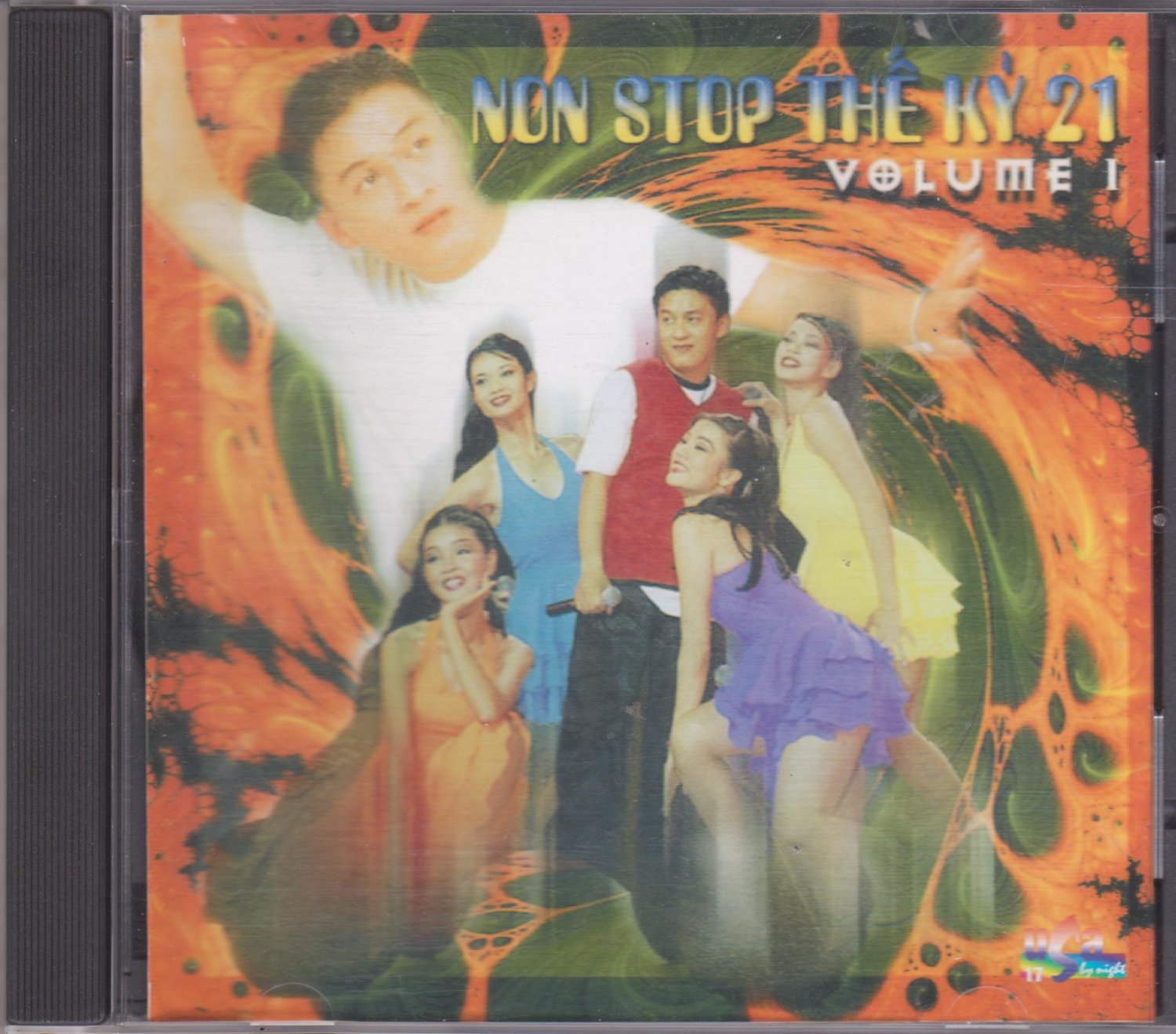 Non stop Theory 21   [Cd]