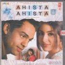Ahista Ahista - Abhay Deol ,Soha ali Khan   [cd] 1st Edition Cd