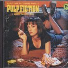 Pulp Fiction - John Trovolta [Cd] Soundtrack of the Film
