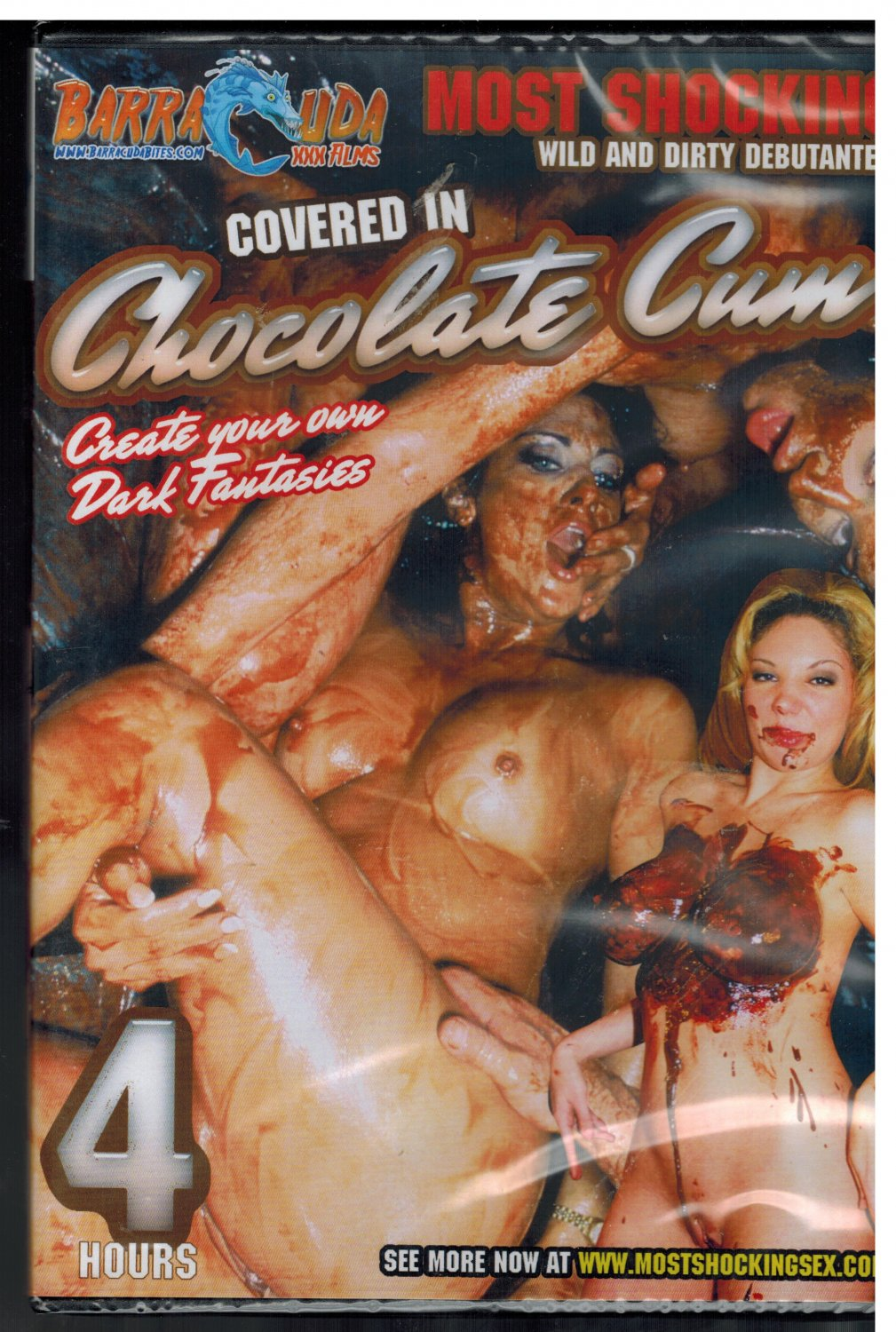 Covered in Chocolate Cum Fetish All Sex Buy 3 Get 1 Free