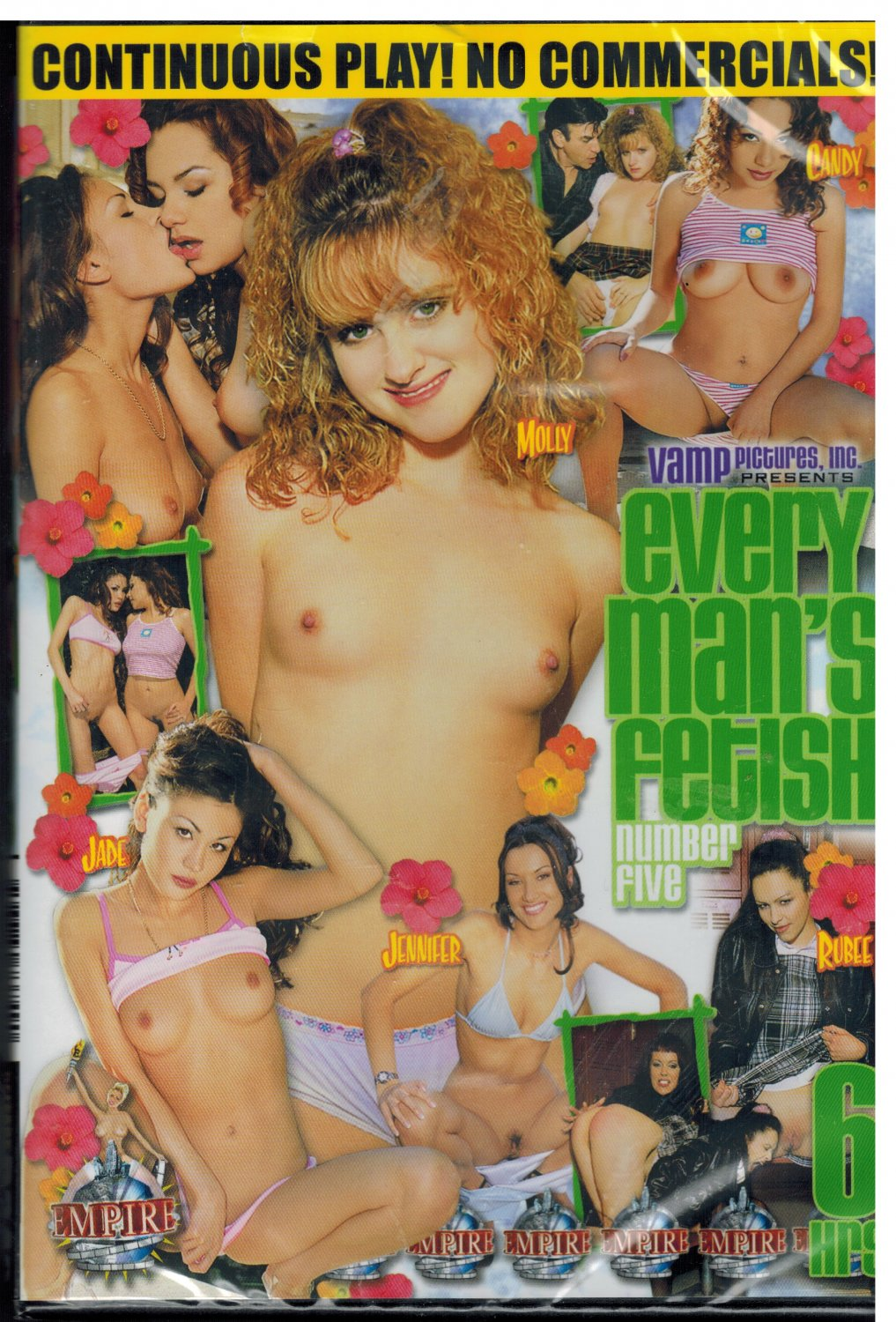 Every Man's Fetish Number Five All Sex Legal Teen Buy 3 Get 1 Free