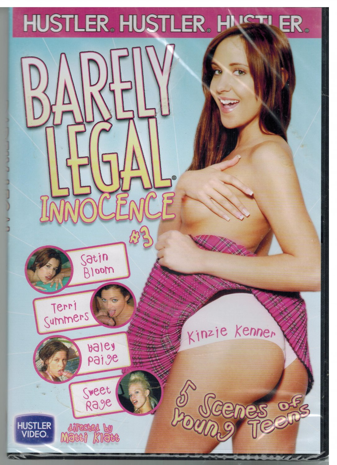 Barely Legal Innocence #3 Legal Teen All Sex Buy 3 Get 1 Free