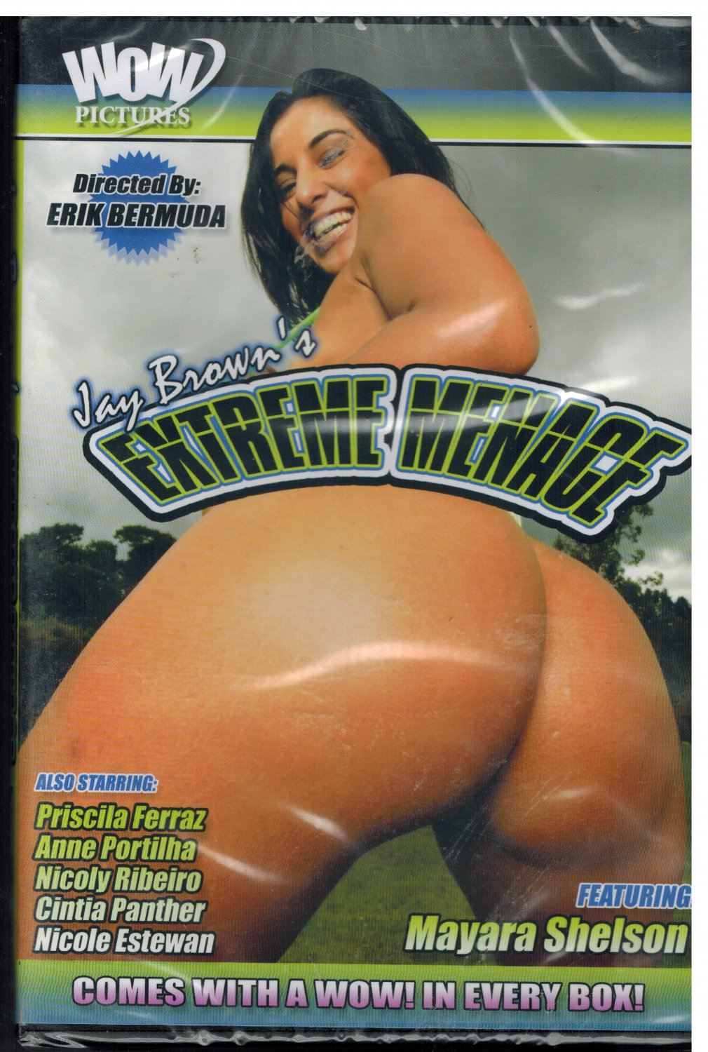 Jay Brown's Extreme Menace All Sex Group Sex Three-way Four-Way Buy 3 Get 1 Free
