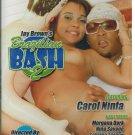 Jay Brown's Brazilian Bash 2 All Sex Threeways Anal Cumshots Buy 3 Get 1 Free