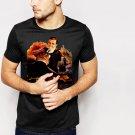 Goldfinger Men T-Shirt Bond 007 retro 70's 80's