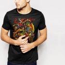 Marvel Comics Men T-Shirt 70's Dr Srange Man-Thing