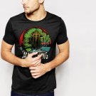 The Man-Thing Marvel Men T-Shirt Comics The Thing Hulk Howard