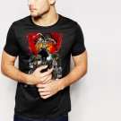 Afro Samurai Cartoon Men T-Shirt