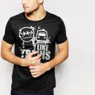 ASDF I like Trains YouTube Children's Men T-Shirt