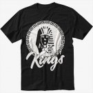 Tyga Last Kings Script YMCMB Rack City Black T-Shirt Screen Printing