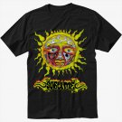 Sublime Sun Black T-Shirt Screen Printing