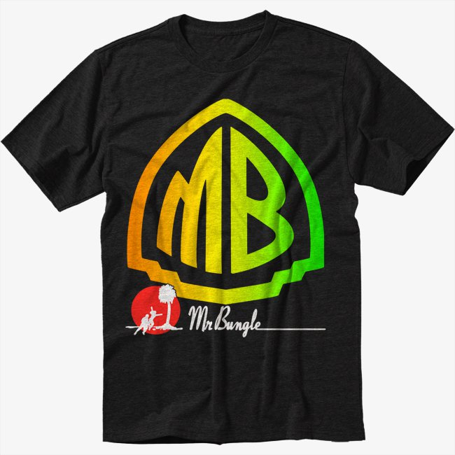 NEW Mr Bungle Black T-Shirt CD No Faith Volante Disco