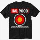 2001 Space Odyssey HAL 9000 Men Black T Shirt