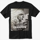 RETRO MUHAMMAD ALI BOXING LEGEND Men Black T Shirt