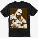 Teddy KGB Rounders Poker Movie Men Black T Shirt