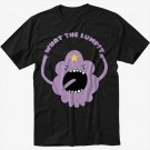 What The Lump Lumpy Space Princess Adventure Time Men Black T Shirt