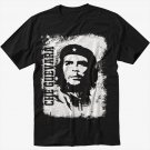 Che Guevara Retro Black T-Shirt