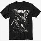 The Walking Dead Grimes Dixon Black T-Shirt