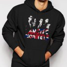New Rare Arctic Monkeys Indie Rock Band AM Alex Turner Humbug Soundwave Men Black Hoodie Sweater