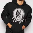 New Rare Tyga Last Kings Script YMCMB Rack City Men Black Hoodie Sweater