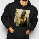 New Rare Coming To America Funny Movie Men Black Hoodie Sweater