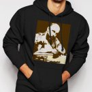New Rare Teddy KGB Rounders Poker Movie Men Black Hoodie Sweater