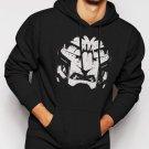 New Rare Fantastic Four Bad Guy Men Black Hoodie Sweater