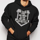 New Rare Derek Zoolander Center For Kids Who Can't Read Good Mens  Men Black Hoodie Sweater
