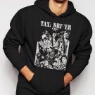 New Rare Taxi Driver Robert De Niro Travis Bickle Men Black Hoodie Sweater