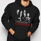 New Rare Goodfellas Gangster De Niro, Pesci, Liotta Mob Men Black Hoodie Sweater