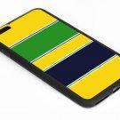 Ayrton Senna Helmet iPhone 6s 5.5 Inch Black Case