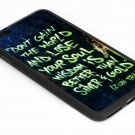 Bob Marley Quote iPhone 6s 5.5 Inch Black Case