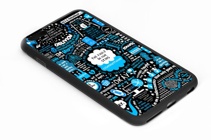 Funny The Fault In Our Star Iphone 6s 5.5 Inch Black Case