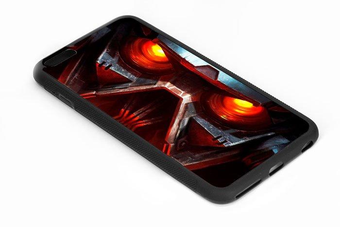 Game Killzone Iphone 6s 5.5 Inch Black Case