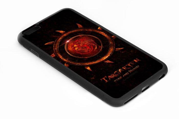 Game of Thrones clan family Targaryen Iphone 6s 5.5 Inch Black Case
