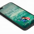 Lilo Series Ohana Lilo and Stitch Iphone 6s 5.5 Inch Black Case
