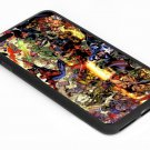 Marvel Comics Sticker Bomb Iphone 6s 5.5 Inch Black Case