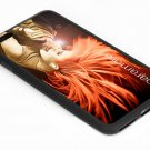 Paramore Hayley Williams Flaming Hair  Iphone 6s 5.5 Inch Black Case