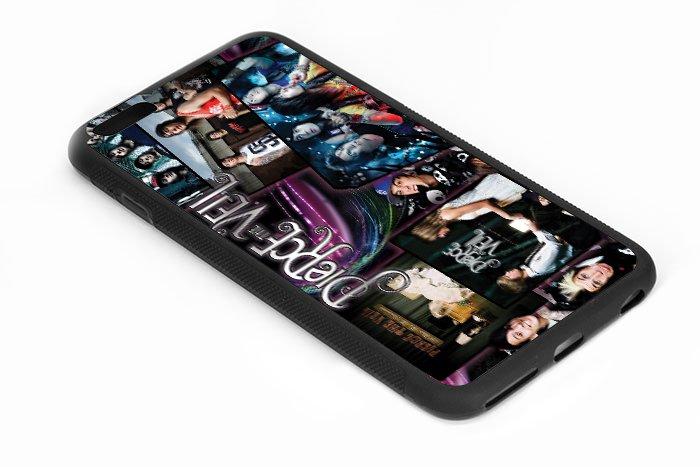 Pierce the Veil American Hardcore Iphone 6s 5.5 Inch Black Case