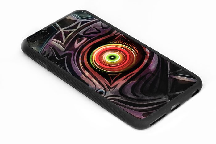 The Legends Of Zelda Majora Mask Iphone 6s 5.5 Inch Black Case