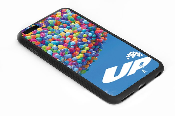 Up Disney Pixar Ballon Iphone 6s 5.5 Inch Black Case
