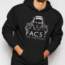 FAC51 - Factory Records Hacienda Rave Stone Roses Men Black Hoodie