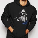 Jacob deGrom Men Black Hoodie