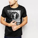 New Hot 007 Danger Mouse Black T-Shirt for Men