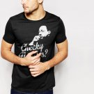 New Hot CHEEKY NANDOS FUNNY SOCIAL LIFE Black T-Shirt for Men