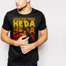 New Hot HEDA LEKSA KOM TRIKRU Black T-Shirt for Men