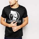 New Hot Oddworld New n' Tasty Rupture Farms Black T-Shirt for Men
