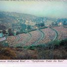 California Postcard World Famous Hollywood Bowl Symphonies Under The Stars