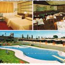 St Hubert Quebec Postcard St Hubert Motel Multi View